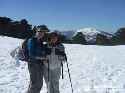Collado Ventoso - Sierra de Guadarrama; profesionalidad; calidad de viajes